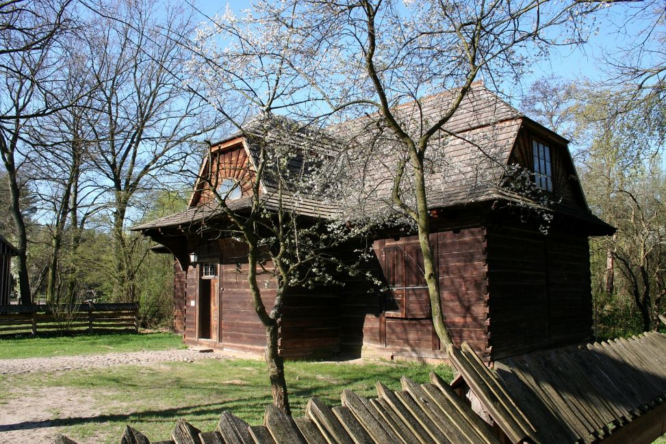 Folk House from Jedlnia-Poświętne from 1933
